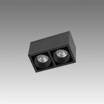 Ceiling-mounted spotlight / outdoor / LED / dimmable
