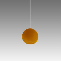 Pendant lamp / contemporary / foam / dimmable
