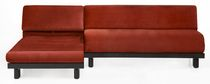 Sofa bed / contemporary / fabric / 3-seater
