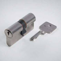 Security cylinder lock