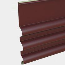 Metal cladding / smooth / panel