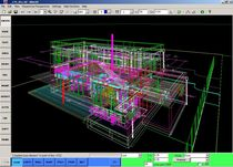 CAD software / Geographic Information System (GIS) / for steel structures / 3D