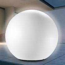 Floor lamp / contemporary / thermoplastic / garden