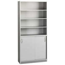 Hairdresser shelving cabinet / for beauty salons