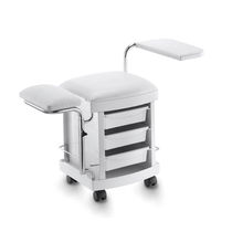 Treatment trolley / ABS / for beauty salons