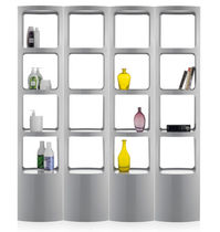 Beauty product display rack / ABS / for hairdressers