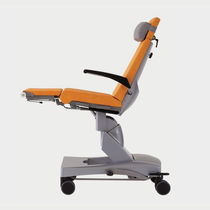 Medical bed / single / contemporary / tilting