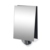 Table mirror / contemporary / rectangular / for beauty salons