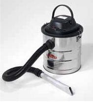 Commercial vacuum cleaner / ash / for commercial buildings