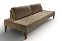 Contemporary sofa / fabric / 2-seater