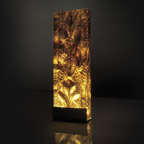 Decorative panel / resin / acrylic / for interior fittings
