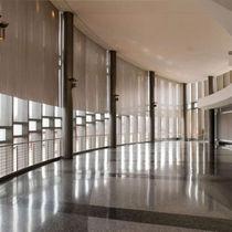 Metal fastening system / for facade cladding / exterior / interior