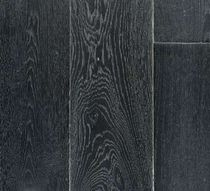 Engineered parquet flooring / oak / aged / commercial