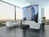 Contemporary wallpaper / original design / urban motif / panoramic