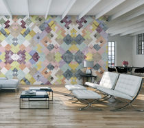 Original design wallpaper / geometric pattern