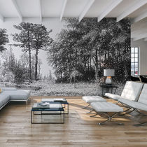 Original design wallpaper / panoramic / non-woven