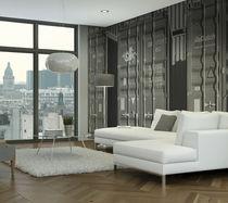Industrial style wallpaper / urban motif