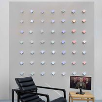 Wall-mounted LED panel