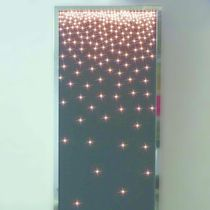 Original design wall light / glass / LED