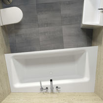 Corner bathtub / Solid Surface