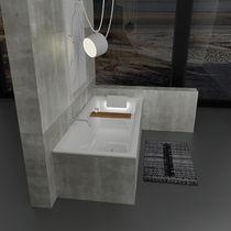 Acrylic bathtub