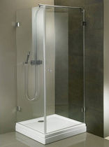 Swing shower screen / corner