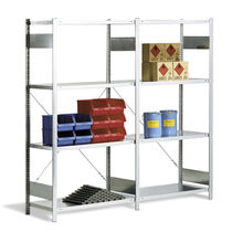 Traditional shelf / steel / industrial