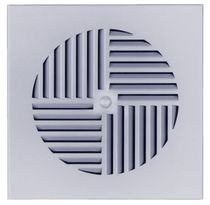 Floor air diffuser / square / circular