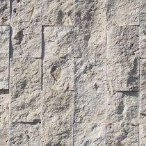 Indoor mosaic tile / wall / natural stone / plain