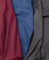 Curtain fabric / solar protection / plain / polyester