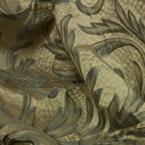 Upholstery fabric / patterned / silk
