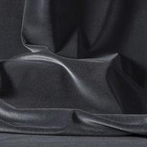 Upholstery fabric / plain / velvet