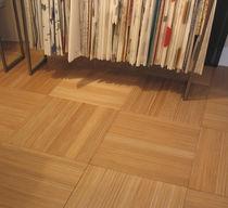 Engineered wood flooring / glued / floating / oiled