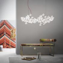 Pendant lamp / original design / polycarbonate / Lentiflex®