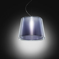 Pendant lamp / contemporary / polycarbonate / Lentiflex®
