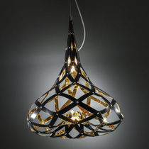 Pendant lamp / original design / Lentiflex®
