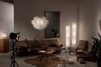Pendant lamp / original design / Opalflex® / Cristalflex®