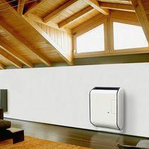 Gas convector / metal / contemporary / wall-mounted