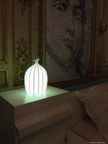 Custom lamp / table / original design / porcelain