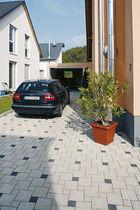 Concrete paver / drive-over / for public spaces