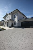 Concrete paver / drive-over / drainage / for public spaces