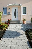 Concrete paver / drive-over / modular