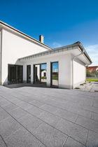Outdoor tile / floor / high-performance concrete / matte