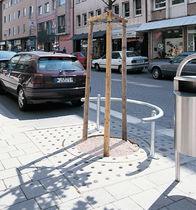 Concrete tree grate / square