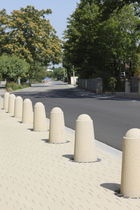 Parking prevention bollard / security / concrete