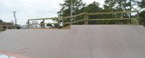 Skatepark platform