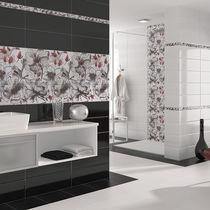 Bathroom tile / wall / ceramic / 20x60 cm
