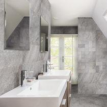 Bathroom tile / wall / ceramic / 30x60 cm