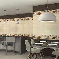 Kitchen tile / wall / ceramic / plain