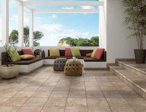 Indoor tile / poolside / floor / porcelain stoneware